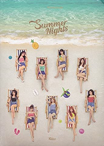 [Album]Summer Nights – TWICE[FLAC + MP3]