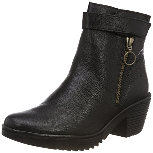 FLY London Women's Ankle Boots, Black Black 000, 41