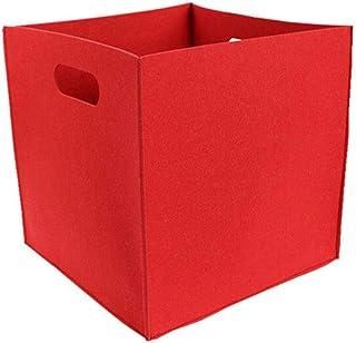 Lpiotyucwh Paniers et Boîtes De Rangement, Panier de rangement pliable grand de taille de grande taille repliable boîte de...