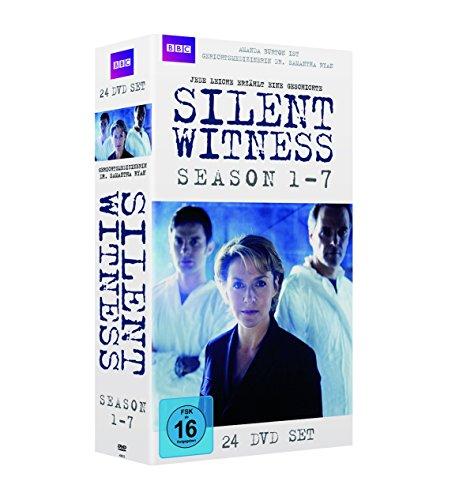 Staffel  1-7 (24 DVDs)