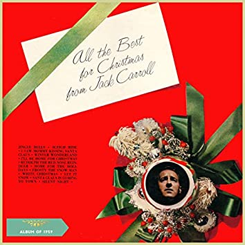 All the Best for Christmas from Jack Carroll (Album of 1959)