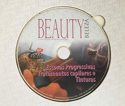 DVD Beauty Beleza - Escovas Progressivas, Tratamentos Capilares e Tinturas