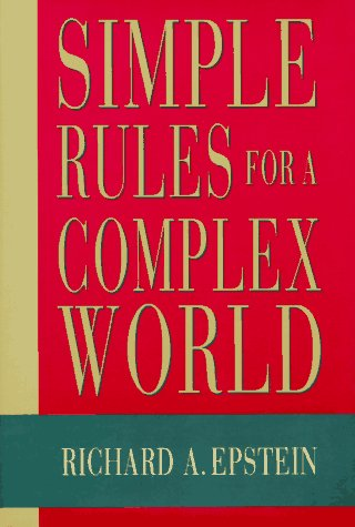 Image OfSimple Rules For A Complex World