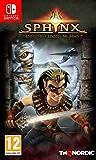 Nintendo switch - jeu d'aventure 1X disque de jeu Utilisez les compétences de sphinx avec des armes pour affronter des monstres mythiques et vous transformer en lion ailé.