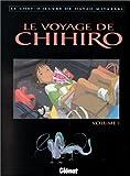 Le Voyage de Chihiro, tome 1 - Glénat - 26/02/2002