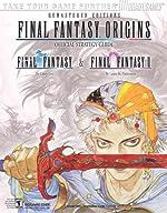 Final Fantasy Origins Official Strategy Guide, Brady Games - Final Fantasy & Final Fantasy II de Casey Loe