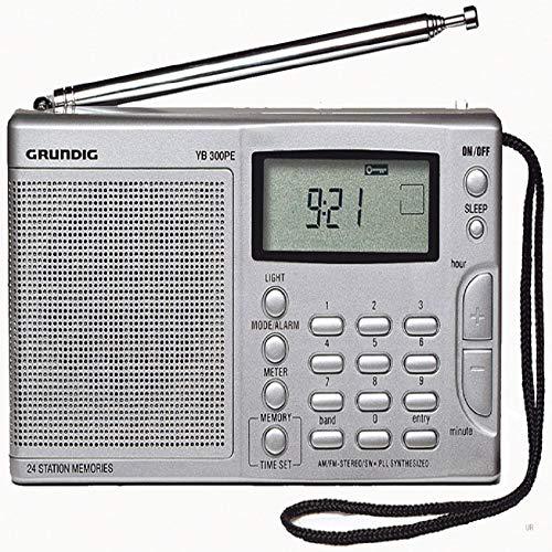 ETON YB300PE AM/FM Shortwave Radio (Discontinued by Manufacturer)