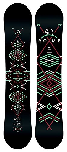 Damen Freestyle Snowboard Rome Royal 147 Snowboards