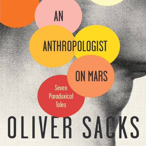 An Anthropologist on Mars audiobook cover art