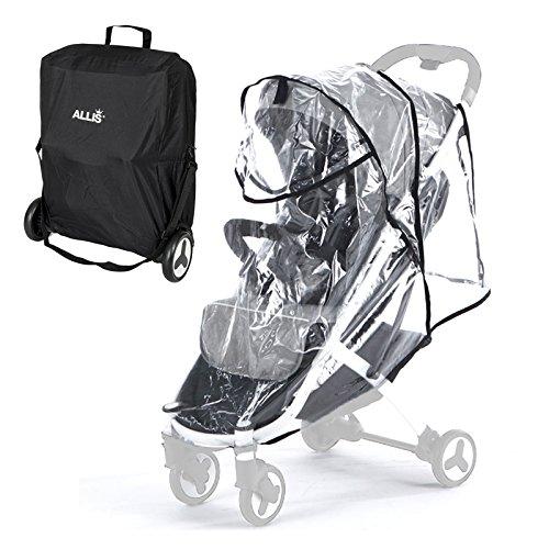 Allis RainCover and Travel Carry Bag