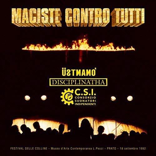 Maciste Contro Tutti (180 Gr.)