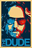 POSTER STOP ONLINE The Big Lebowski Poster The Dude (24'x36')