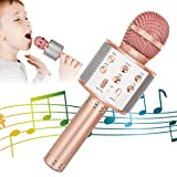 Wireless Bluetooth Karaoke Microphone for...