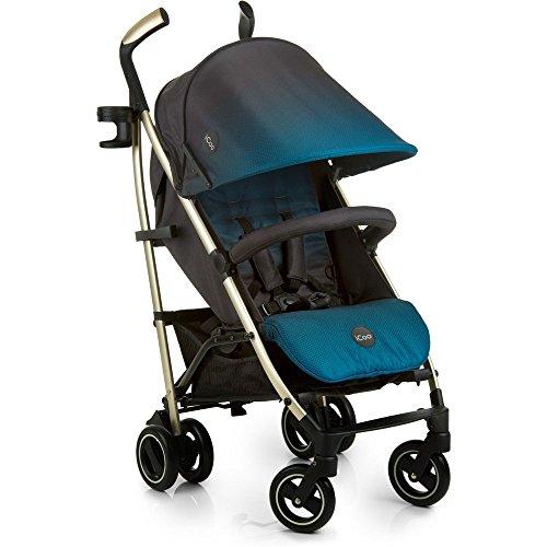 iCoo 130018 - Silla de paseo, color indigo
