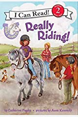 Pony Scouts: Really Riding! (I Can Read Level 2) Kindle Edition