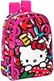 Perona Hello Kitty Mochila Escolar, 37 cm
