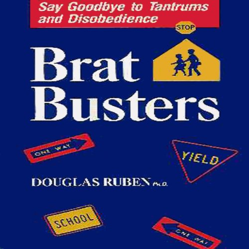 Bratbusters audiobook cover art