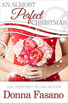 An Almost Perfect Christmas (Ocean City Boardwalk Series, Book 4) by [Donna Fasano]