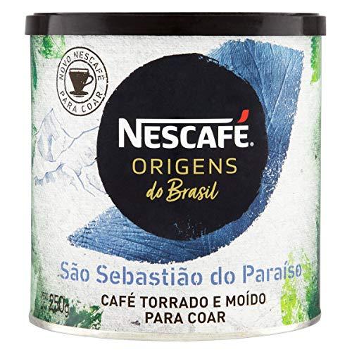 Café Torrado e Moído, Nescafé Origens, São Sebastião do Paraíso, 250g
