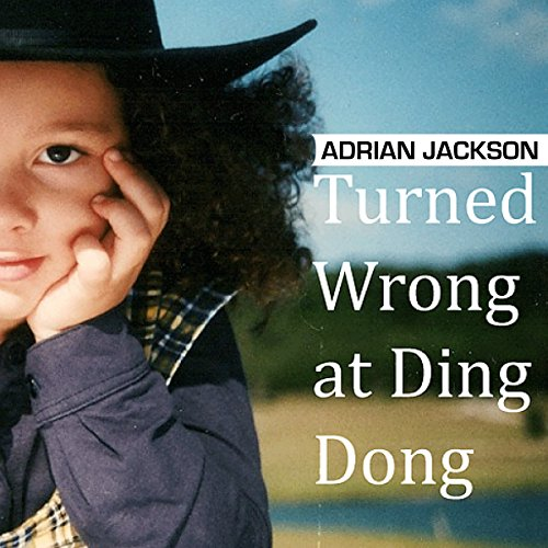 Turned Wrong at Ding Dong audiobook cover art