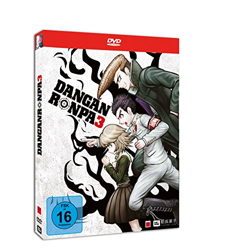 Danganronpa - Staffel 1 - Vol.3 - [DVD]