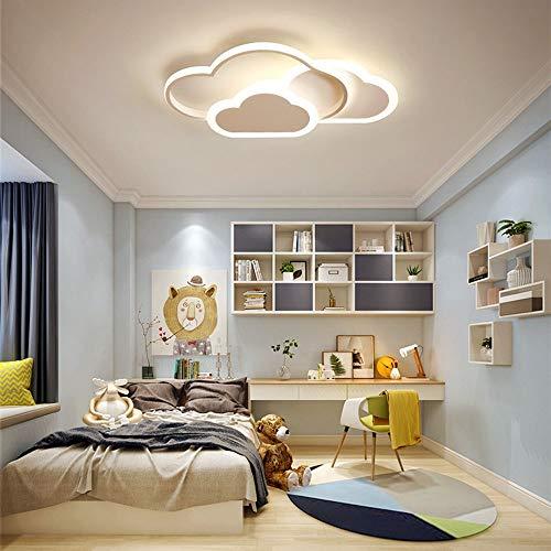 no-branded Sygjal Dormitorio del LED Techo Light Clouds niños de Dibujos Animados de Creative Lámparas de Habitaciones