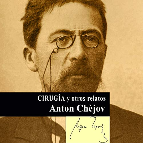 『Cirugía y otros relatos [Surgery and Other Stories]』のカバーアート