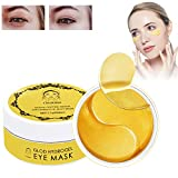 Eye Mask, Augenpads, Anti Aging Augenmaske, Collagen Eye Patches, Augenpflege mit Hyaluron,...