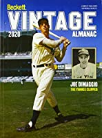 Beckett Vintage Almanac 2020
