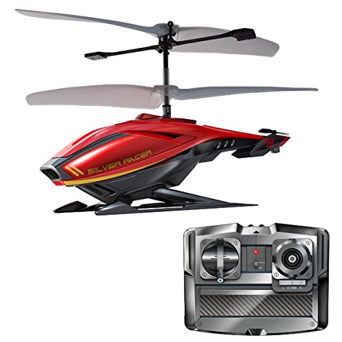 Silverlit - 84712 - Radio Control Helicopter - Sky Hound Try with Me - 3 canali Gyro