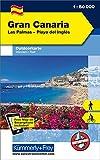 KuF Outdoorkarte Gran Canaria 1 : 50 000