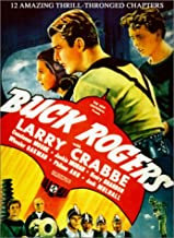 buck rogers buster crabbe dvd