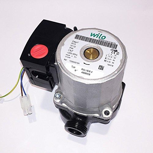 Buderus Pumpe 7099732   Wilo RSL 15/5-3   U112   U114   U122   U124   Dichtungen