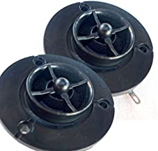 Pair Horn Tweeter Replacement 4 BIC Acoustech PL 89II 66 28 980 28II FH-56 HT75