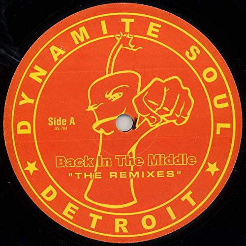 DJ Genesis - Back In The Middle (The Remixes) - Dynamite Soul - DS-704