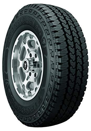 Firestone Transforce AT2 All Terrain Commercial Light Truck Tire LT275/70R18 125 R E