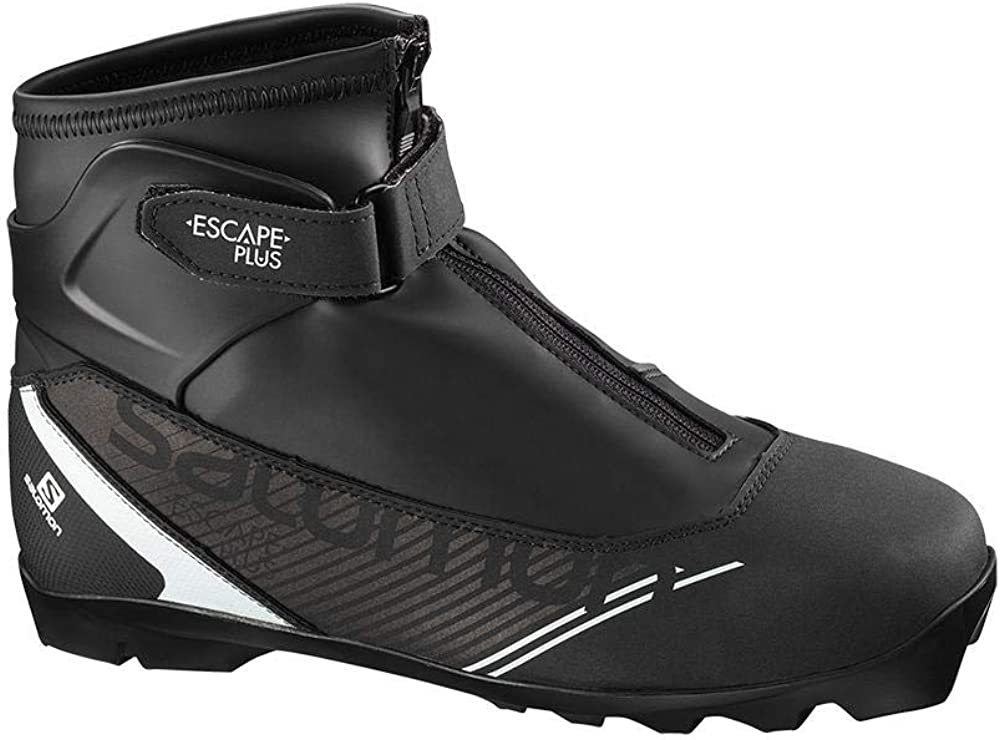 Salomon New Orleans Mall 2021 Escape Translated Plus Prolink Cross-Country Black Boots White