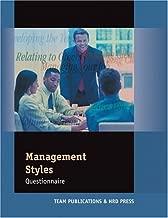 Management Styles Questionnaire