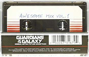 Guardians Of The Galaxy  Awesome Mix Vol 1 [Cassette]