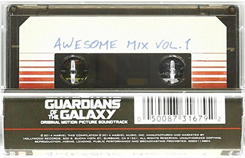 Guardians Of The Galaxy: Awesome Mix Vol. 1 [Cassette] (Audio Cassette)