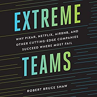 Extreme Teams audiobook cover art
