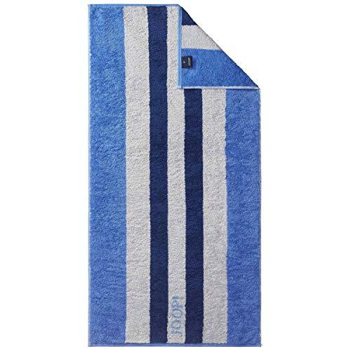 Joop! Handtücher Vivid Stripes 1662 Indigo - 11 Duschtuch 80x150 cm