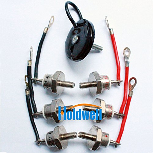 Holdwell RSK5001 Diode Rectifier Kit compatible with Generator Genset