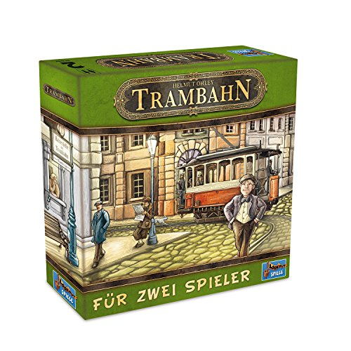 Lookout Games 22160077 - Trambahn, 2-Spieler-Spiel