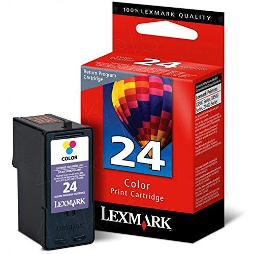 18C1524E Lexmark X-3550 Cartucho de Tinta tricolora