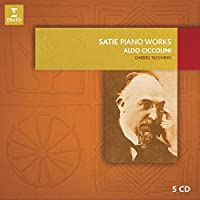 Satie: Piano Works (2012-08-28)