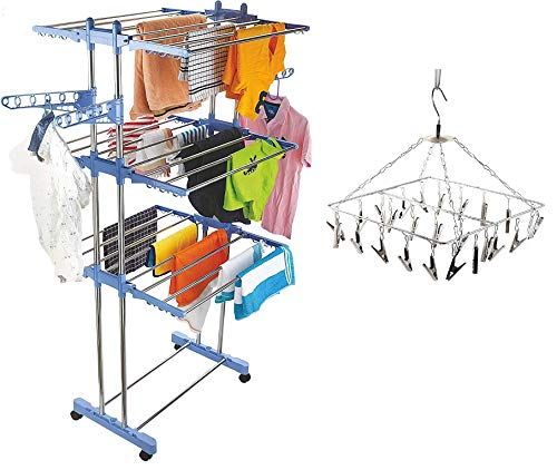Indiswan Hanger For Cloth Drying