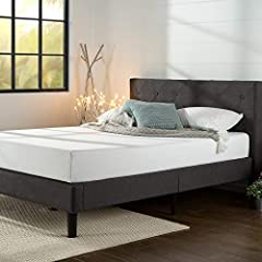 GOOD LOOKS, CONFIDENT STYLE - Thousands of positive reviews don't lie - the Shalini, with its diamond pattern stitching that brightens up any room and easy-as-pie assembly, is highly rated for a reason DURABLY DESIGNED - Interior steel framework and ...