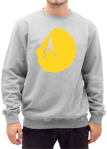 Certified Freak Adrenalin Climbing Sweater Gris M