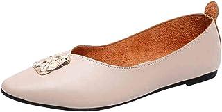 634ce85ca39b56 KItipeng Derbies Vernies Noir Femme Semelle Cuir Plate - Chaussures De  Ville à Lacets Derbies Cheville